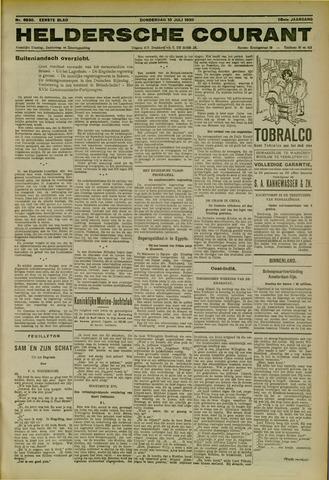 Heldersche Courant 1930-07-10