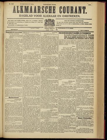 Alkmaarsche Courant 1928-12-04