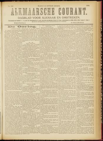 Alkmaarsche Courant 1916-12-06