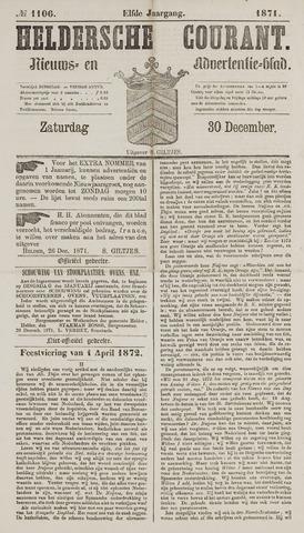 Heldersche Courant 1871-12-30