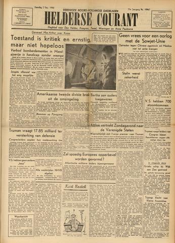 Heldersche Courant 1950-12-02