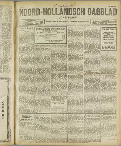 Ons Blad : katholiek nieuwsblad voor N-H 1922-09-02