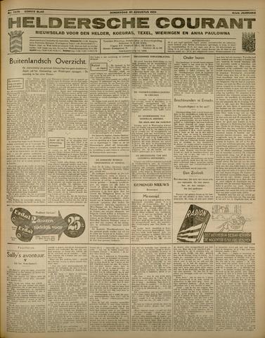 Heldersche Courant 1934-08-30