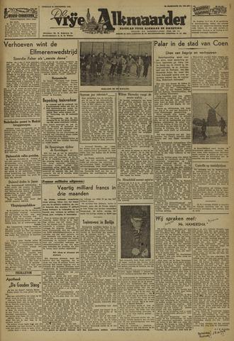 De Vrije Alkmaarder 1946-12-24