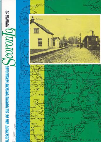 Tijdschrift van cultuurhistorische vereniging Scoronlo 1998-01-01