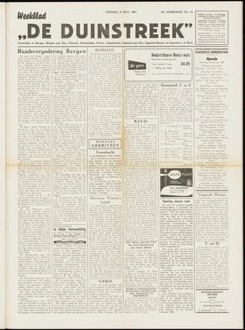 De Duinstreek 1957-11-08