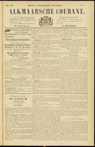 Alkmaarsche Courant 1895-12-25