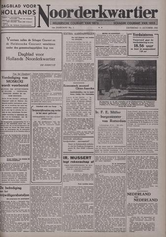 Dagblad voor Hollands Noorderkwartier 1941-10-11