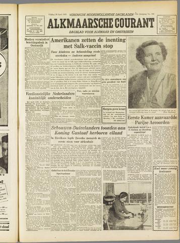 Alkmaarsche Courant 1955-04-29