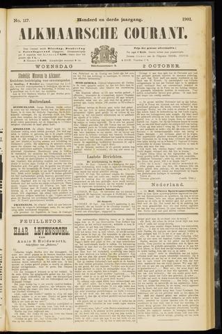 Alkmaarsche Courant 1901-10-02