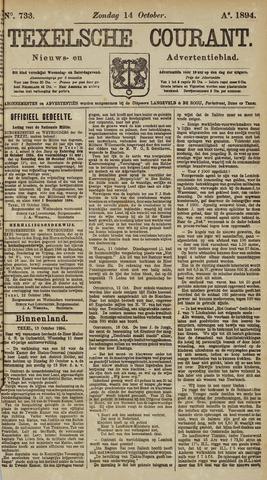 Texelsche Courant 1894-10-14