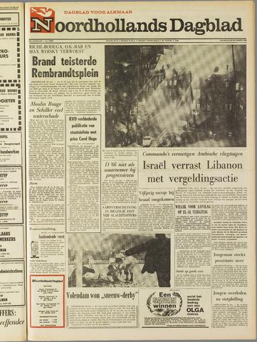 Noordhollands Dagblad : dagblad voor Alkmaar en omgeving 1968-12-30