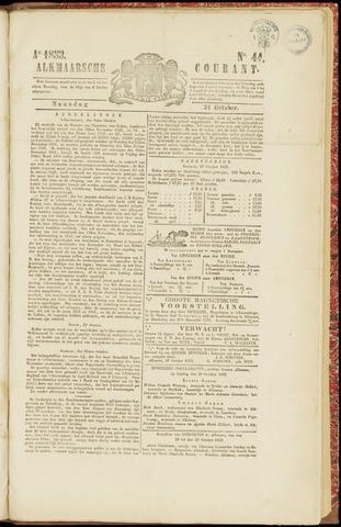 Alkmaarsche Courant 1853-10-31