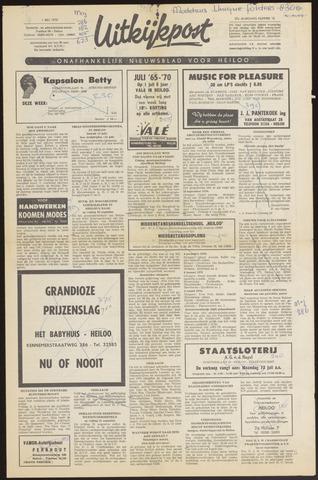 Uitkijkpost : nieuwsblad voor Heiloo e.o. 1970-07-01
