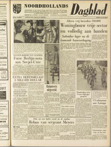 Noordhollands Dagblad : dagblad voor Alkmaar en omgeving 1961-07-18