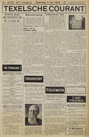 Texelsche Courant 1938-07-02