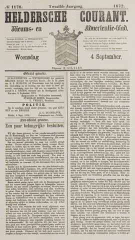 Heldersche Courant 1872-09-04