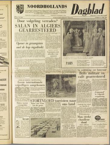Noordhollands Dagblad : dagblad voor Alkmaar en omgeving 1962-04-21