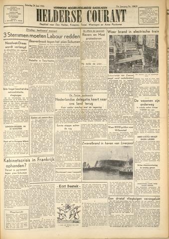 Heldersche Courant 1950-06-24