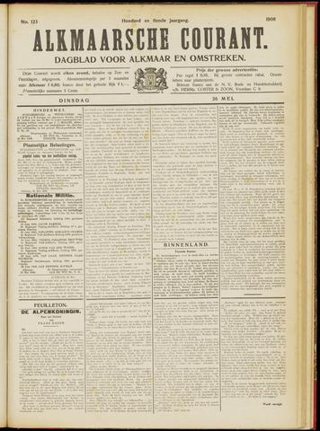 Alkmaarsche Courant 1908-05-26