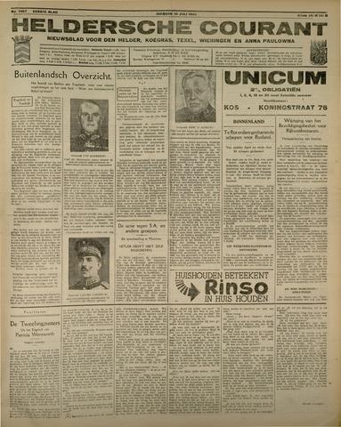 Heldersche Courant 1934-07-10