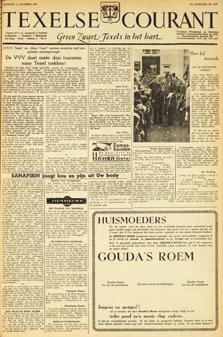 Texelsche Courant 1950-11-11