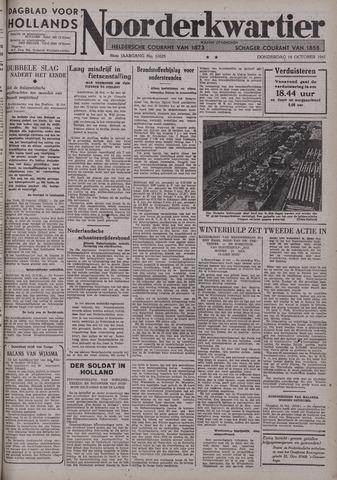 Dagblad voor Hollands Noorderkwartier 1941-10-16