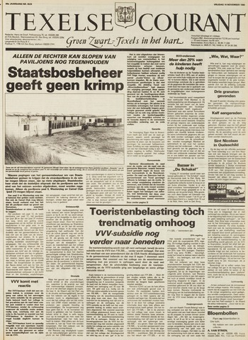 Texelsche Courant 1980-11-14