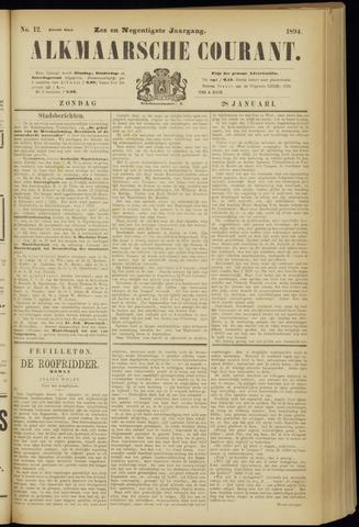 Alkmaarsche Courant 1894-01-28