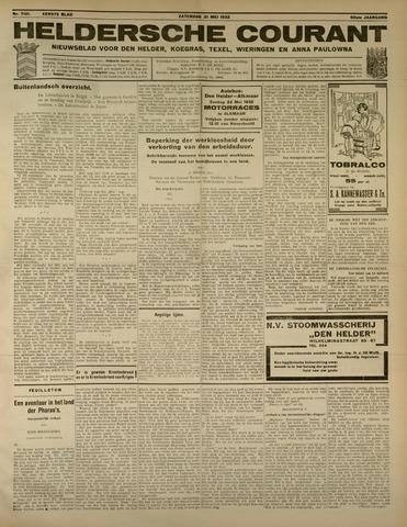 Heldersche Courant 1932-05-21