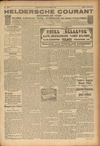Heldersche Courant 1924-11-29