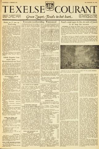 Texelsche Courant 1953-02-11