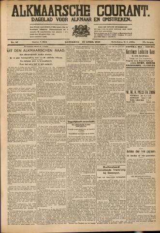 Alkmaarsche Courant 1930-04-12
