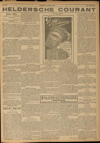Heldersche Courant 1924-01-08