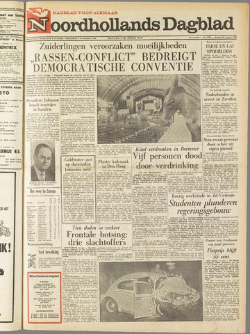 Noordhollands Dagblad : dagblad voor Alkmaar en omgeving 1964-08-24