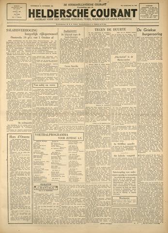 Heldersche Courant 1946-11-21