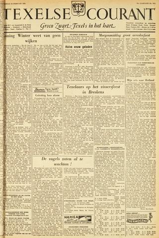 Texelsche Courant 1956-02-25