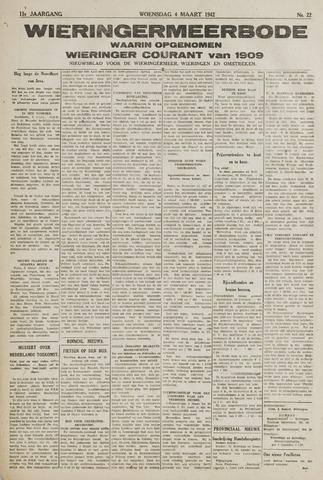 Wieringermeerbode 1942-03-04