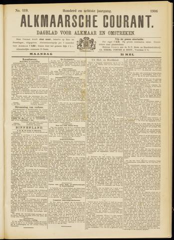 Alkmaarsche Courant 1906-05-21