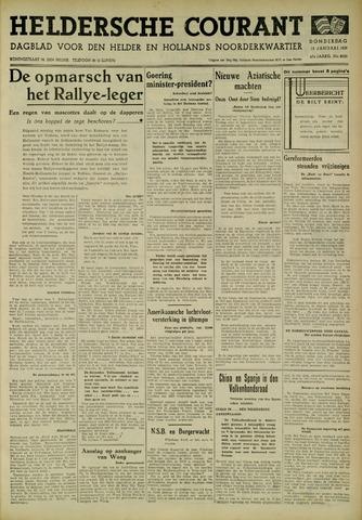 Heldersche Courant 1939-01-19