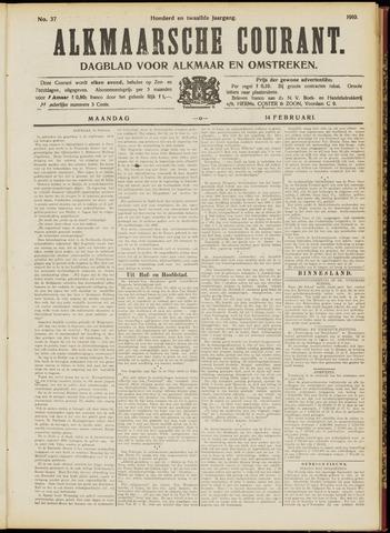 Alkmaarsche Courant 1910-02-14