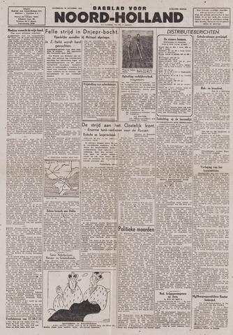 Dagblad Noord-Holland, Schager editie 1943-10-30