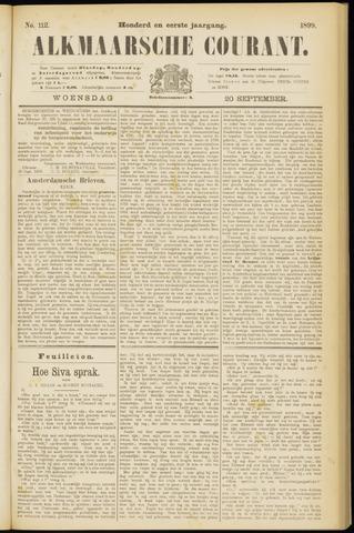 Alkmaarsche Courant 1899-09-20