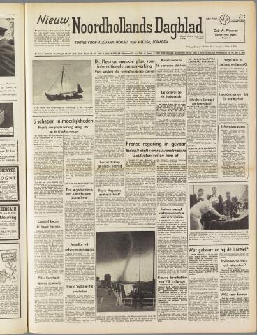 Nieuw Noordhollandsch Dagblad : voor Alkmaar en omgeving 1950-06-23