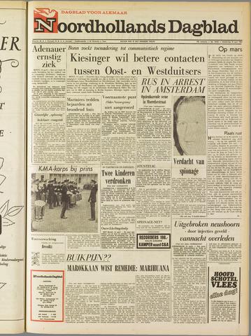 Noordhollands Dagblad : dagblad voor Alkmaar en omgeving 1967-04-13