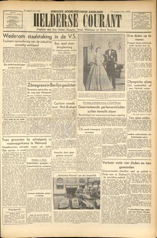 Heldersche Courant 1952-06-03
