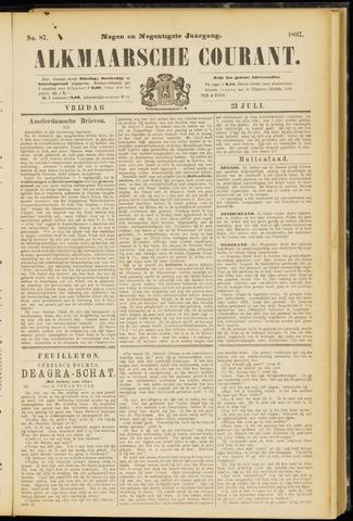 Alkmaarsche Courant 1897-07-23