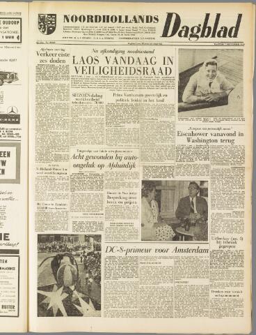 Noordhollands Dagblad : dagblad voor Alkmaar en omgeving 1959-09-07
