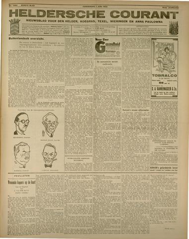 Heldersche Courant 1933-06-01