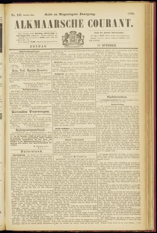 Alkmaarsche Courant 1896-10-11